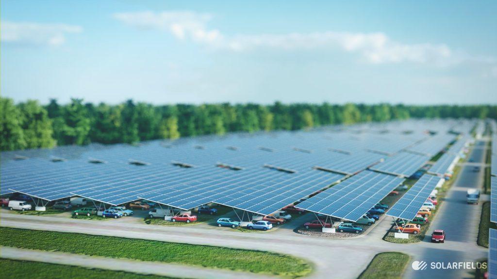Solar carport MOJO